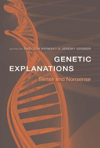 Genetic Explanations (English Edition)