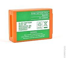 NX - Batería mando de grua 6V 1500mAh - FUB05 ; 005-01-00615