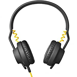 AIAIAI TMA-1 FOOL'S GOLD Bandeau Binaural Avec fil Noir, Jaune casque et micro - casques et micros (Avec fil, Bandeau, Binaural, Circumaural, 20 - 20000 Hz, Noir, Jaune)