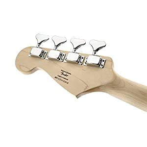 Fender Squier Bronco Bass BLK