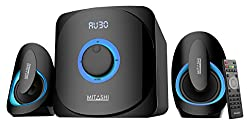 Mitashi HT 5060 BT 2.1 Channel Home Theatre System (3500 Watts PMPO) with Bluetooth