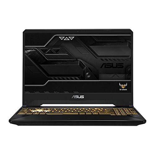 Asus TUF Gaming FX505GM i7 15.6 inch HDD+SSD Black