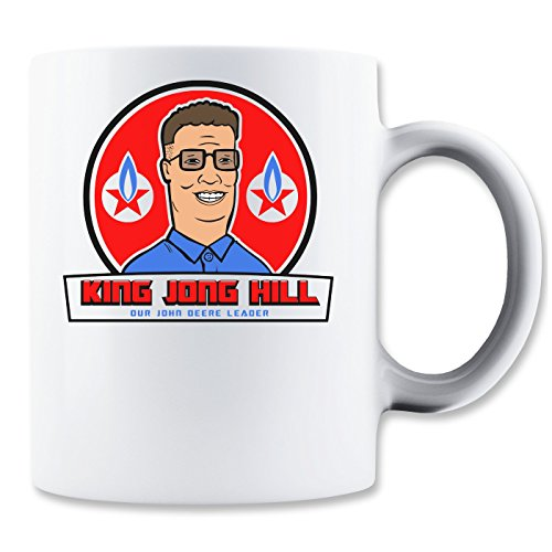 Hill Hank - King Jong Hill The Leader Design Mug -