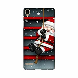 Oppo F1 Santa Claus Cases and Covers by Aaranis