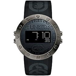 Marc Ecko E16080G1 - Reloj de pulsera para hombre, gris/plata