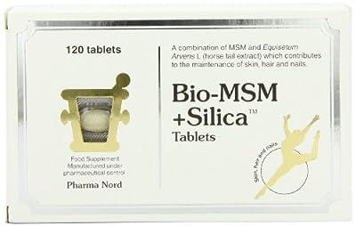 Pharma Nord 750mg Bio MSM+ Silica 120 Tablets from Pharma Nord