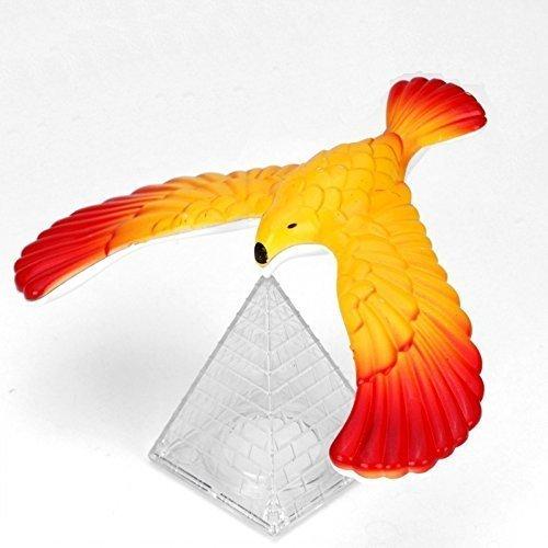 Preisvergleich Produktbild Efbock-magischer balancierender Adler mit Pyramide-Standplatz für Kinder