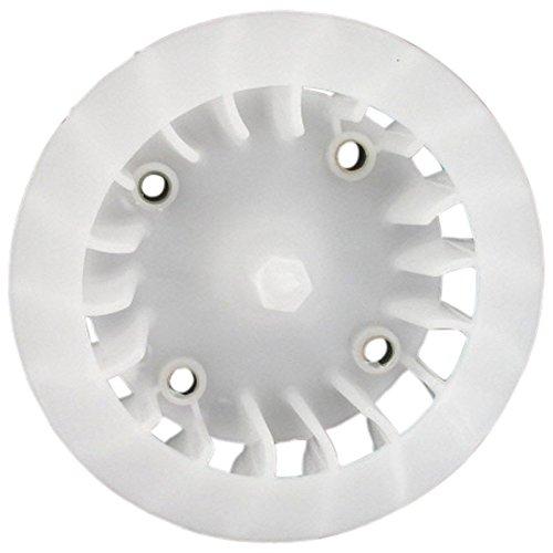 Xfight-Parts Gebläserad/Lüfterrad 4Takt 125ccm 152QMI (GY7) 12611-GAT-00 für CPI Oliver 125 (Luft-gebläse-motor)
