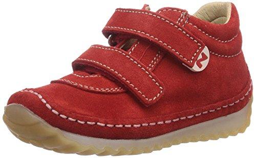 Naturino NATURINO CROW Unisex Baby Lauflernschuhe Rot (9103ROSSO)