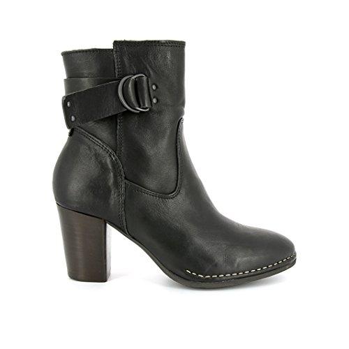 P-L-D-M-By Palladium Donna Boots Pelle Con Tacco Offsite Taglia 37 Nero