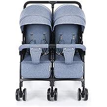 Aszhdfihas Cochecito Buggy Baby Plegable Verano Fresco portátil bebé al Aire Libre Cochecito bebé Cuna Adecuado