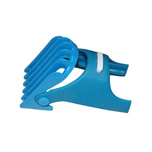 Haodasi Zubehör Rasierer Trimmer Clipper - Elektrische Kammaufsatz Haarschneider Ersatz Aufsatz für Philips CC5060 SCH100 Kamm (3mm-21mm)