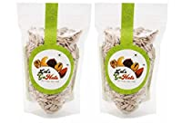 LET'S GO NUTS Raw Sunflower Seeds (Without Shell), 250 Grams (Pack of 2)