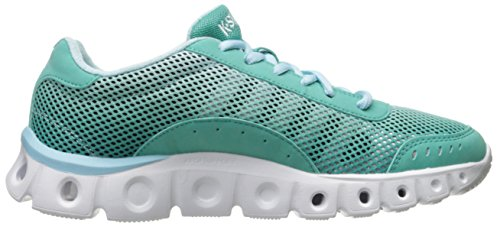 K-Swiss Women's X Lite Athletic CMF Cross-Trainer Shoe Turquoise/Clearwater