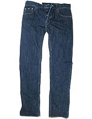 Boss black jeans (oREGON coupe ajustée bleu marine/bleu)