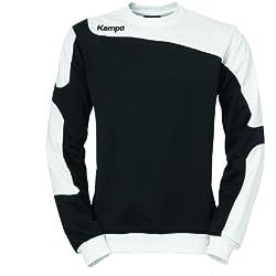 Kempa 200503005 - Camiseta de balonmano para hombre, color negro, talla 2XS