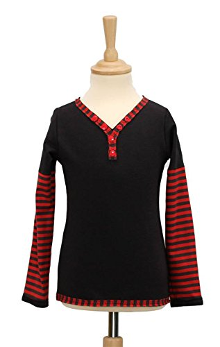 Schnittquelle Kinder-Schnittmuster: Shirt Mika (Gr.86-104) - Mehrgrößenschnittmuster (jeweils 4 Größen) verfügbar von 86 bis (Mika Kostüm)