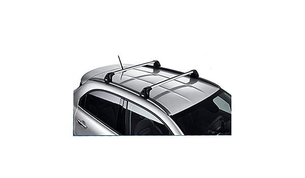 50927231 NEW Genuine Fiat 500X Lockable Roof Bars