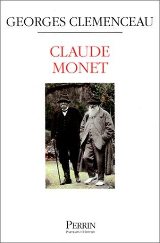 Claude Monet par Georges Clemenceau