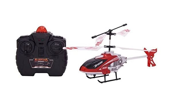 Buy Velocity Mini Helicopter Infrared Remote Control Toy