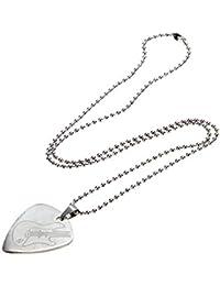 77749f608415 Trifycore colgantes de acero inoxidable collar de mediador moda punk de  estilo para los hombres las