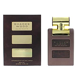 Armaf Shades Wood Perfume For Men EDT 100 ML