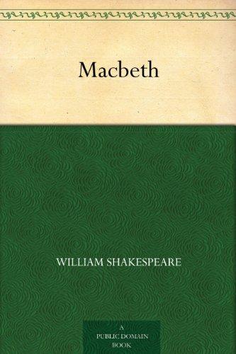 Couverture du livre Macbeth