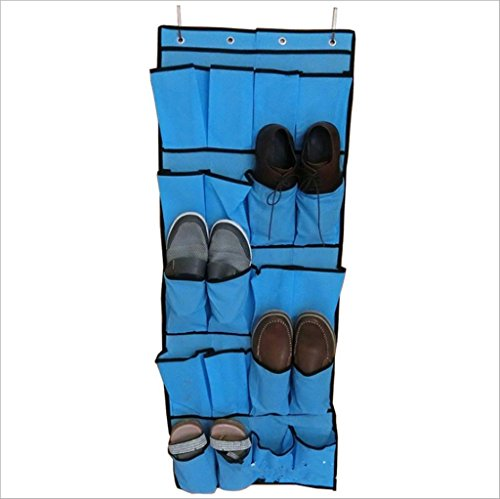 gymnljy-20-grid-door-shoe-guadai-bedroom-wall-non-woven-shoes-storage-bagpack-of-2c-blue
