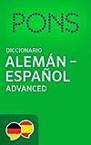 Diccionario PONS Alemán -> Español Advanced / PONS Wörterbuch Deutsch -> Spanisch Advanced
