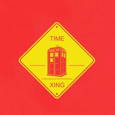 TEXLAB - Time Xing - Damen T-Shirt Braun