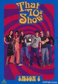 That 70s Show - Series 2 - Complete