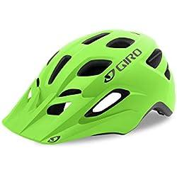 Giro Tremor Casco, Infantil, Verde Claro, 50-57 cm
