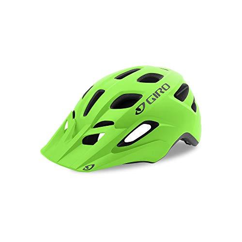 Giro TREMOR Unisex Fahrradhelm, Grün (bright green), 50-57 cm