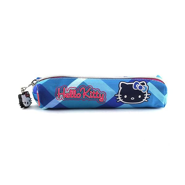 Target Hello Kitty Mini Pencil Case Estuches, 22 cm, Azul (Blue)