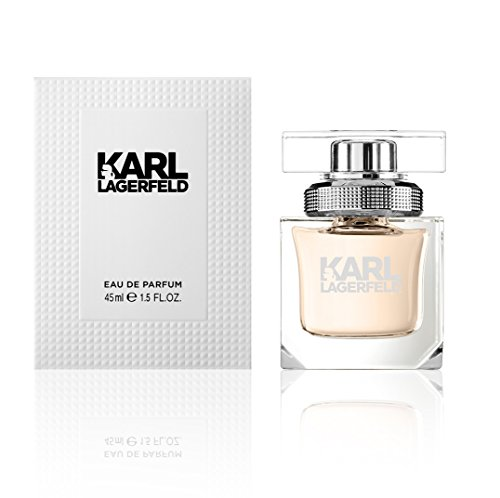 LAGERFELD Karl Lagerfeld for Women EDP Vapo 45 ml, 1er Pack (1 x 45 ml)