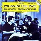 Paganini For Two (Werke für Violine und Gitarre)