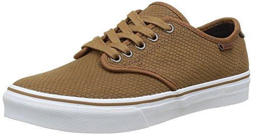 Vans Damen Camden Dx Sneaker Braun ((rilievo Esotico) Marrone)