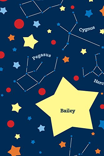 Etchbooks Bailey, Constellation, Graph
