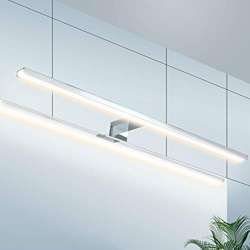 Lampara De Pared Baño Led 8W 640LM Wowatt 60cm Lámpara