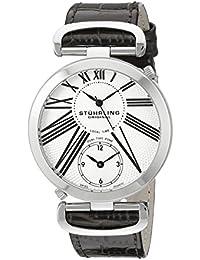 Stuhrling Original Analog Silver Dial Men's Watch - 377.3315K2