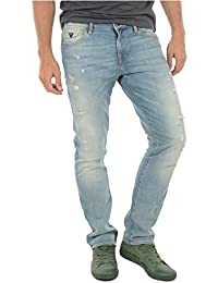 GUESS JEANS Jean slim / skinny - M72AN2 D2H10 - HOMME