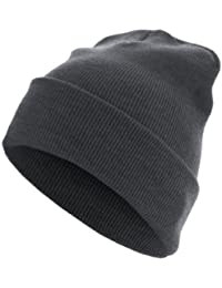 Beanie Basis Flap Long Version - Herren Long Beanie / Wintermütze