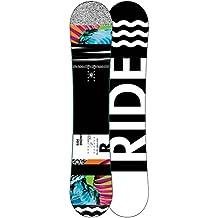 Ride Snowboards de freeride para mujer, negro, 151