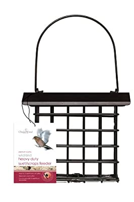 Chapelwood Wild Bird Heavy Duty Suet/ Scraps Feeder by Chapelwood