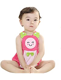 JIAJIA - Body - Animal Print - Sin mangas - para bebé niño