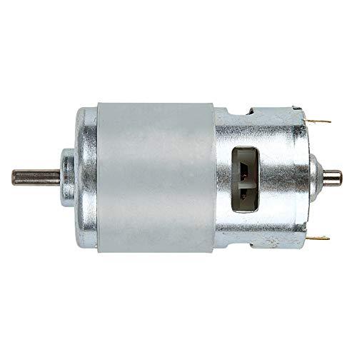 TOOGOO DC 12 V 150 W 13000~15000 rpm 775 motor Schnelle Geschwindigkeit Grosse drehmoment DC motor Elektrische werkzeug Elektrische maschinen