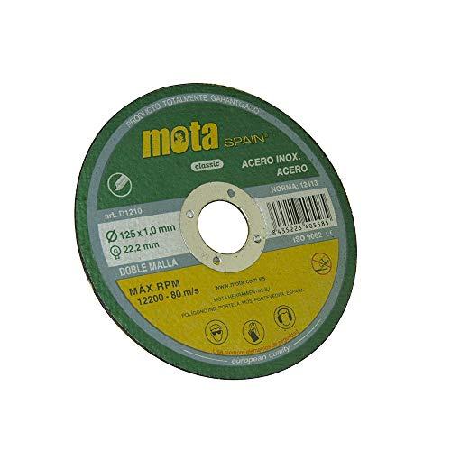 Disque coupe plat 180 x 1,6 x 22,23 mm d1816