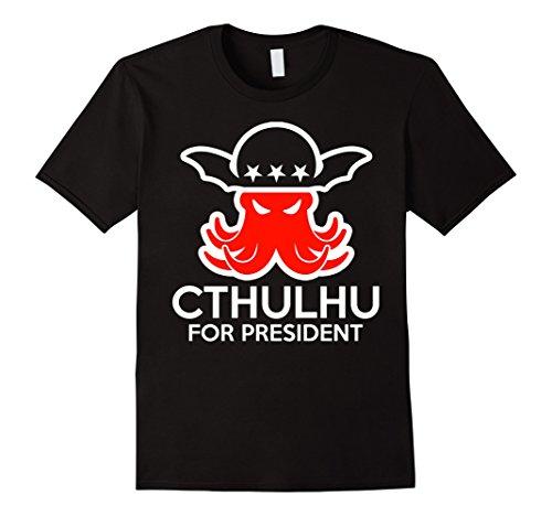 cthulhu-for-president-t-shirt-herren-grosse-2xl-schwarz