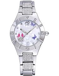 Montres Dames De Diamant Personnalité De La Mode Shi Ying Montre Montre étanche Pointeur