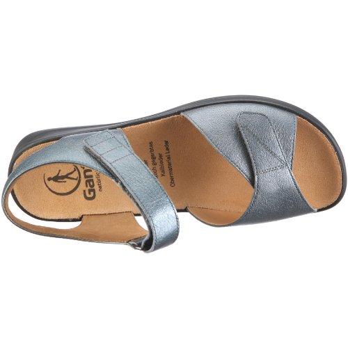 Ganter Monica, Weite G 1-202590-1800 Damen Sandalen/Fashion-Sandalen Grau/Graphit